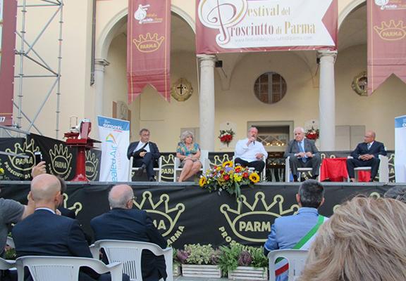 イタリア・パルマ市訪問